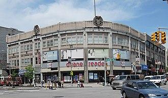Longwood, Bronx - Southern Boulevard in Longwood