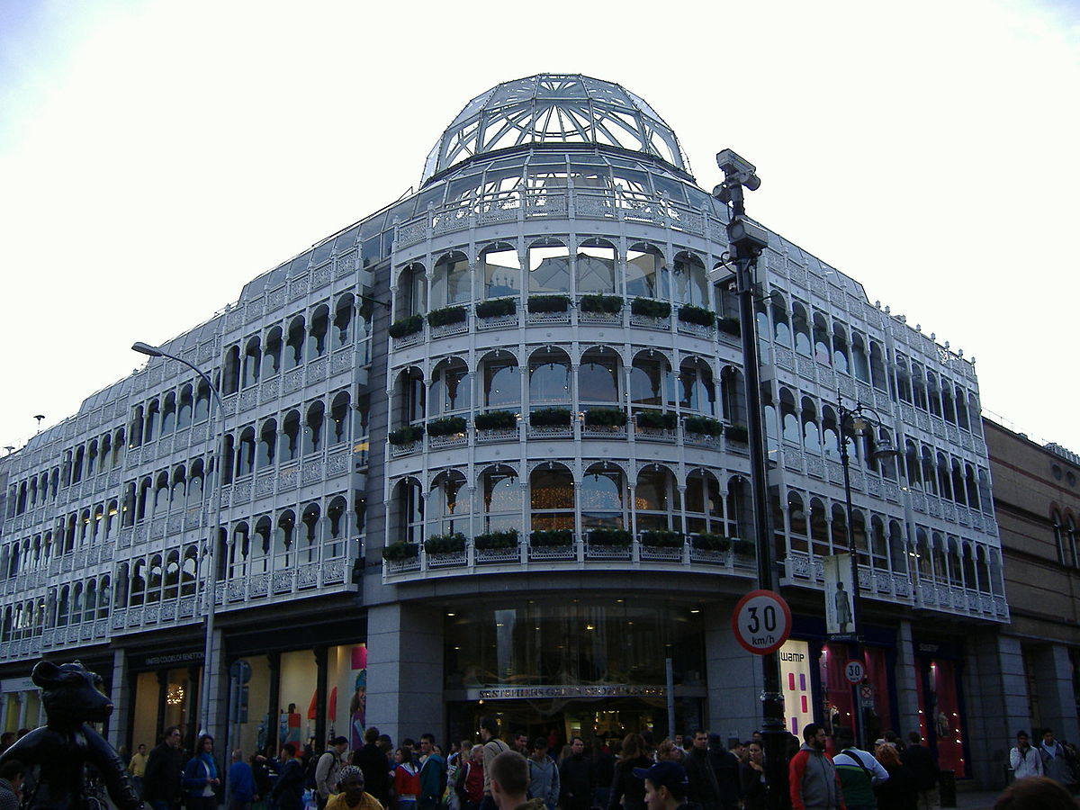 Stephen S Green Shopping Centre Wikipedia