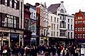 Dublin - Grafton Street - View from St Stephen's Green - geograph.org.uk - 1492766.jpg