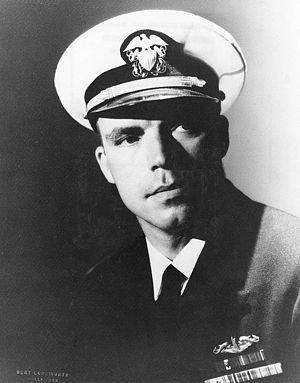 USS Wahoo (SS-238) - Cdr. Dudley W. Morton