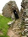 Duffus Castle slide down 1.jpeg