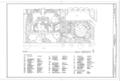 Dumbarton House, 2715 Q Street, Northwest, Washington, District of Columbia, DC HABS DC,GEO,09- (sheet 1 of 3).png