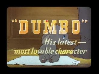 dumbo film 1941 wikip dia. Black Bedroom Furniture Sets. Home Design Ideas