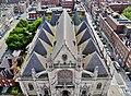 Dunkerque Belfried Blick vom Turm auf St. Éloi 1.jpg
