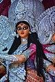 Durga - Park Circus Beniapukur - Kolkata 2014-10-02 8793.JPG