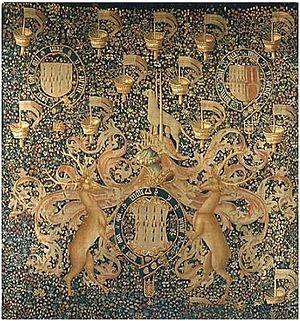 Pasquier Grenier - Tapestry from the Grenier workshop