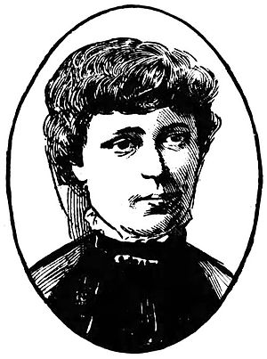 Emily Elizabeth Holman - E. E. Holman, circa 1901