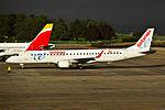 EC-KYP Embraer 195 Air Europa VGO.jpg