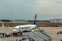 EI-DWC - B738 - Ryanair