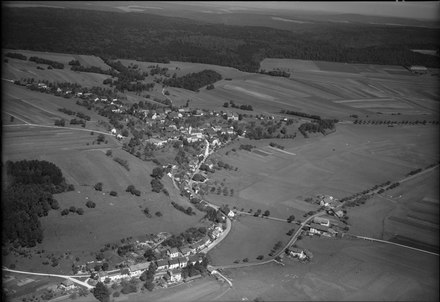 Aerial view (1950)