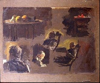 La Salle University Art Museum - Image: Eakins G184