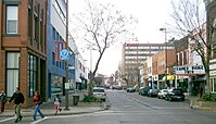 Eau Claire - Barstow street looking north 2005.jpg
