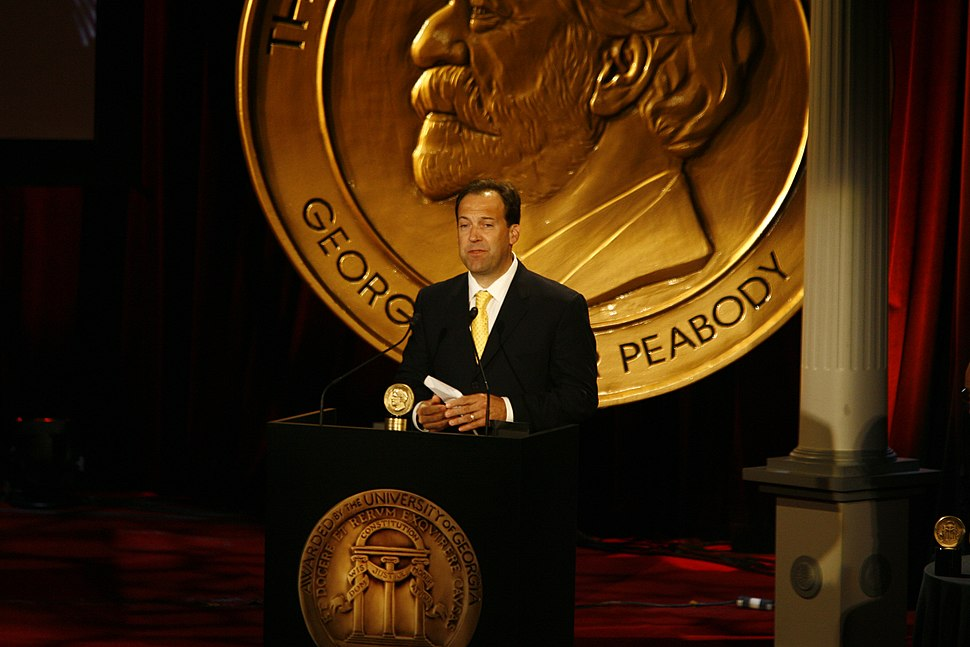 Ed Chapuis at the 69th Annual Peabody Awards for BART Shooting