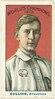 Eddie Collins, Philadelphia Athletics, baseball card portrait LCCN2007683816.tif