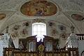 Edelstetten St. Johannes Baptist und Johannes Evangelist Empore 355.JPG