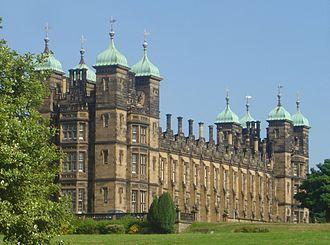 Donaldson's School - Image: Edinburgh Donaldson College dsc 06377