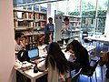 Edit-a-thon and Backstage Pass at Museu del Disseny de Barcelona- April 2014 (33).JPG