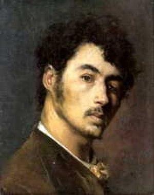 Edmond Aman-Jean - Self-portrait  (date unknown)