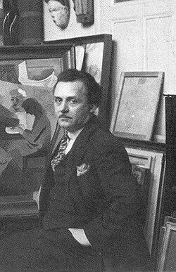 Edmond Boissonnet, photograph of André Lhote 0023.jpg