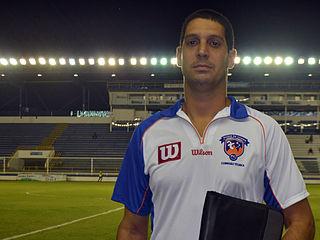 Eduardo Allax Brazilian footballer and manager