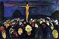 Edvard Munch - Golgotha (1900).jpg