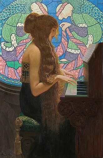 Edward Okuń - Image: Edward Okuń Musica Sacra 1915