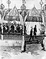 Edward VII visiting Malta, April 1903 - Landing at the Customs House.jpg