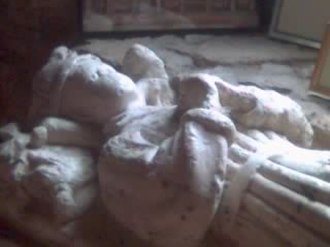 Edward of Middleham, Prince of Wales - Cenotaph at Sheriff Hutton Church long believed to represent Edward of Middleham, but now thought to be an earlier work.