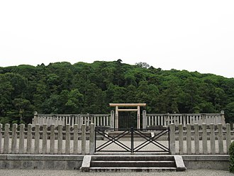 Emperor Ōjin - Memorial Shinto shrine and mausoleum honoring Emperor Ōjin.