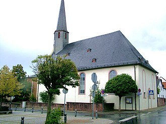 Egelsbach - Evangelical church in the heart of the community