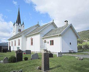 Eggedal - Eggedal Church