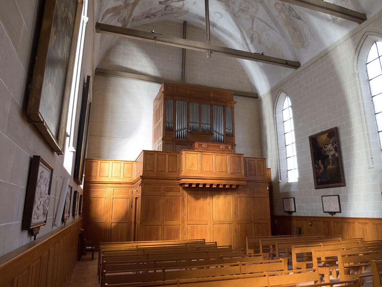 File:Eglise Saint Etienne De Corbeil Essonnes   2015 07 24   IMG 0180
