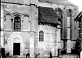 Eglise Saint-Taurin - Transept et abside - Evreux - Médiathèque de l'architecture et du patrimoine - APMH00033743.jpg