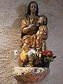 Eglise de Samoens (Statue of Madonna and Child).jpg