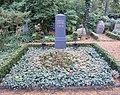 Ehrengrab Hüttenweg 47 (Dahl) Harald Juhnke.jpg