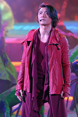Ekin Cheng - Cheng at the Beautiful Day Concert 2011