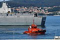 "El ""Juan Carlos I"" L-61 zarpa de Vigo (48180928956).jpg"