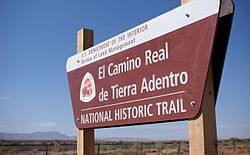 El Camino Real de Tierra Adentro National Historic Trail by Samat Jain.jpg
