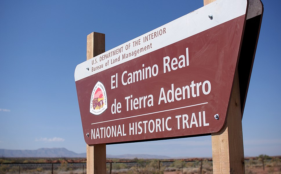 El Camino Real de Tierra Adentro National Historic Trail by Samat Jain