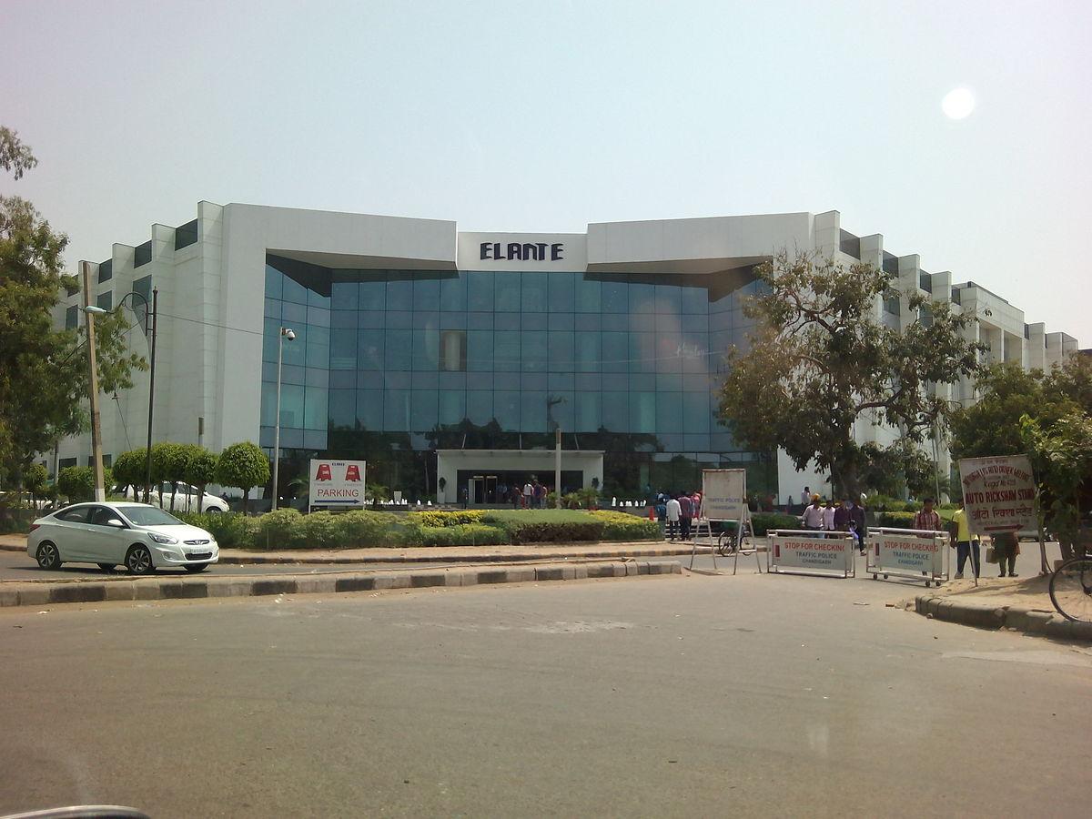 Elante Mall Wikipedia