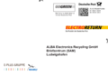 Electroreturn Versandetikett Deutsche Post an Alba - E-Plus Gruppe.png