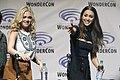Eliza Taylor & Lindsey Morgan (25560491613).jpg