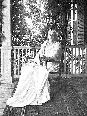 Elizabeth Stuart Phelps Ward - Ward, circa 1910