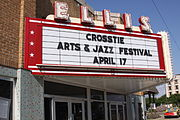 Ellis Theater - Cleveland, MS