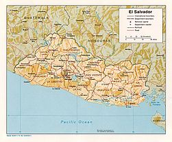 Elsalvador relief map 1980.jpg