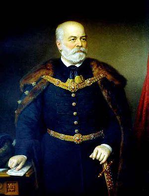 Miklós Barabás - Emanoil Gojdu