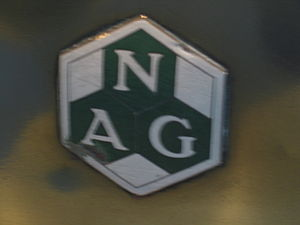 Neue Automobil Gesellschaft - Image: Emblem NAG