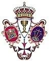 Emblema de la Hermandad de la Sagrada Oracion en el Huerto de Baeza.jpg
