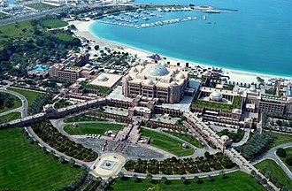 Emirates Palace - Image: Emirates Palace