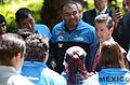 Encuentro con selecciones ganadoras de la Homeless World Cup. (21059268873).jpg